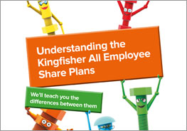 Understanding the Kingfisher All Employee Share Plans