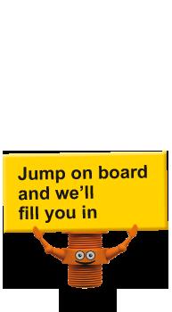 Jump on board