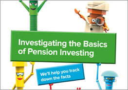 Investigating the basics of Pension Investing