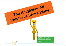 The Kingfisher All Employee Share Plans