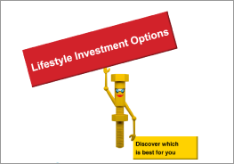 Lifestyle Investment Options