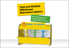 Total and Multiple Withdrawal Retirement Options