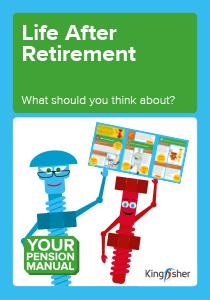 Life after retirement Leaflet