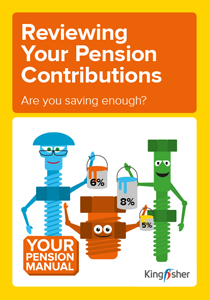 Reviewing your pension contributions – Are you saving enough?